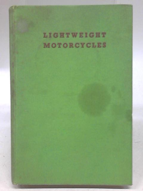 Lightweight Motorcycles By Bernal Osborne