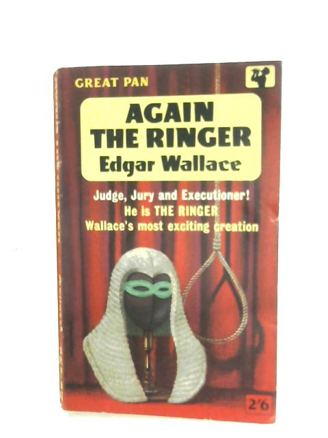 Again The Ringer By Edgar Wallace