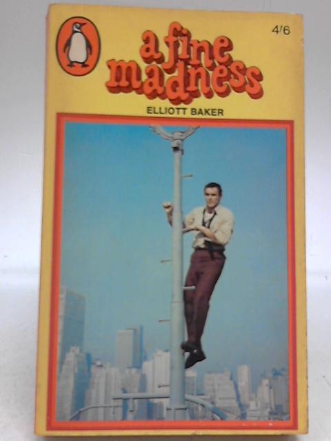 A Fine Madness By Elliott Baker