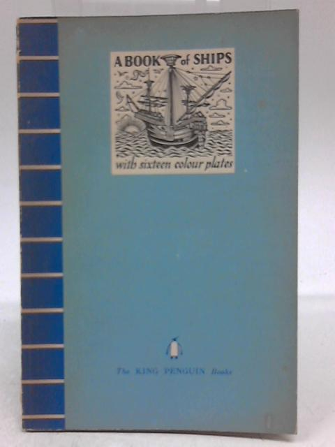 A Book Of Ships by Charles Mitchell
