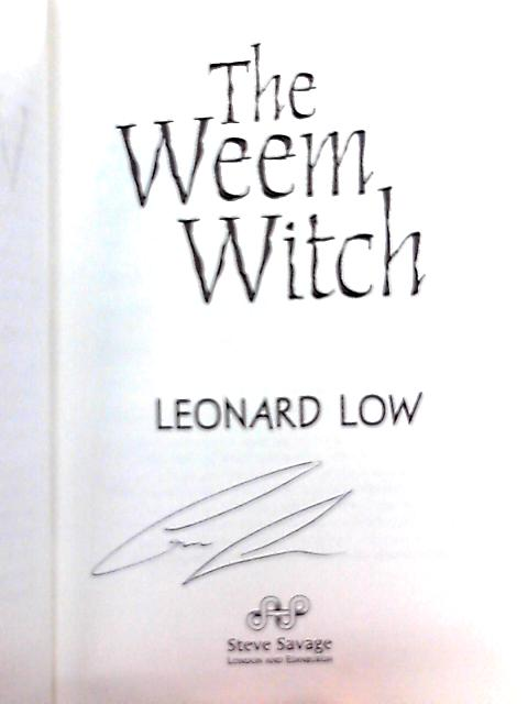 The Weem Witch By Leonard Low