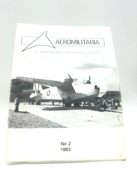 Aeromilitaria No 2 1983 By Unstated
