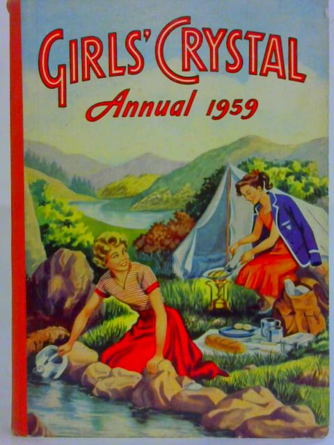 Girl's Crystal: Annual 1959 By Anon
