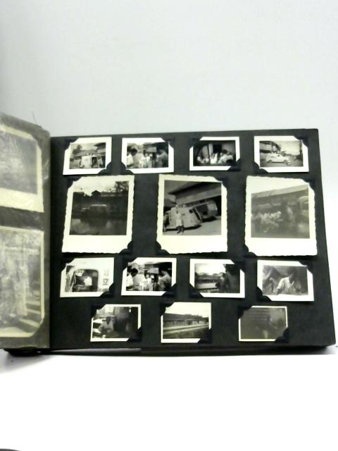 Privately Bound Photo Album of Thailand Circa 1953 By Unstated