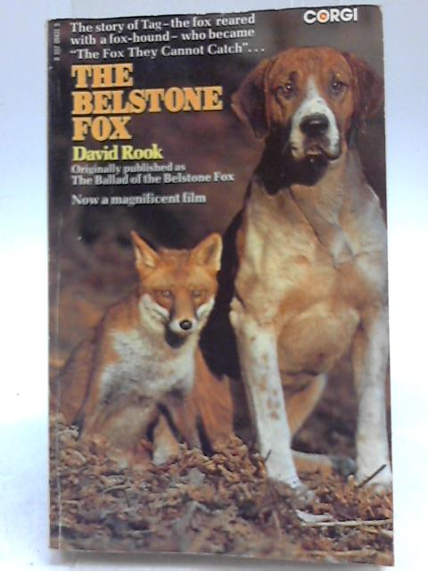 The Belstone fox By David Rook