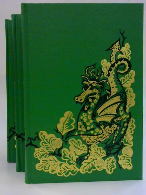 Folk tales of Britain: Narratives I, II & III (3 Book Set) by Katherine M. Briggs