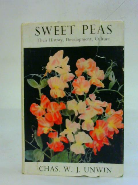 Sweet Peas By Charles W. J. Unwin