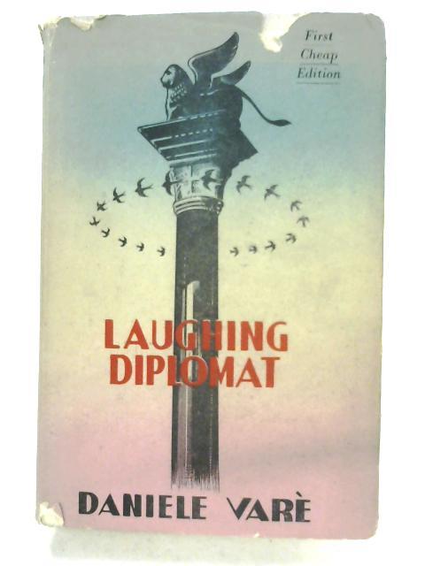 Laughing Diplomat By Daniele Vare
