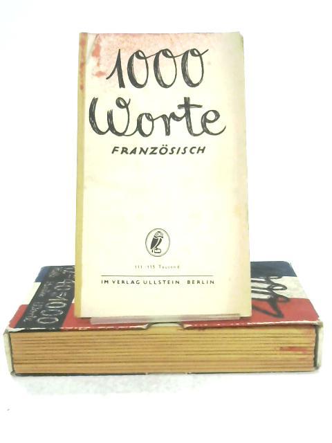 1000 Worte By Franzosisch