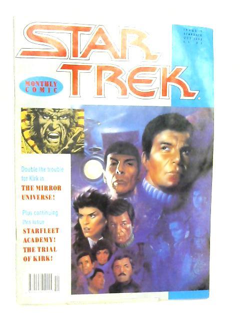 Star Trek Issue 7 October 1992 By Various