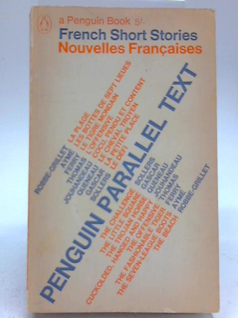 French Short Stories by P Lyon