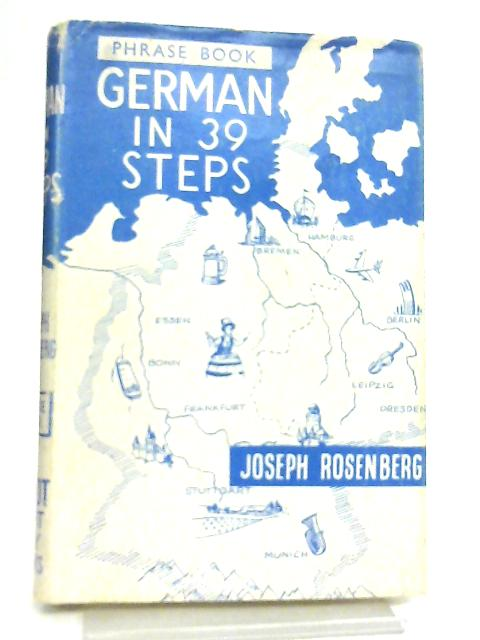 German in 39 Steps by Joseph Rosenberg