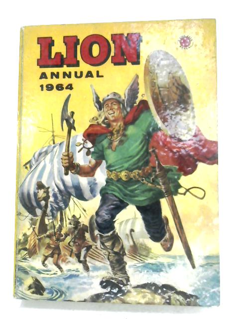 Lion Annual 1964 By Various