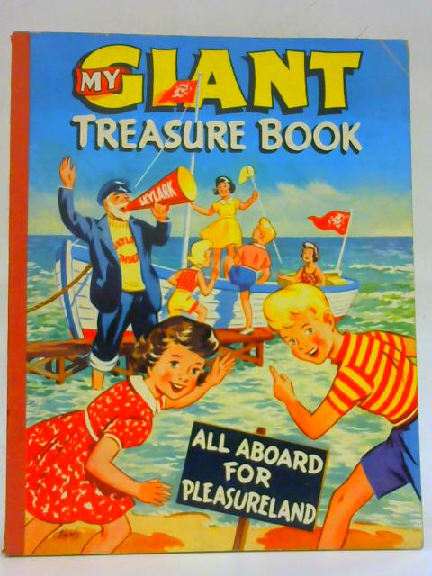 My Giant Treasure Book By Various Contributors
