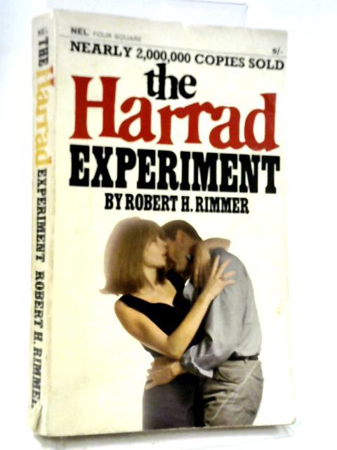 Harrad Experiment By Robert H. Rimmer