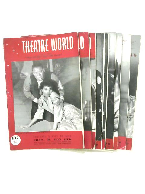 Theatre World Magazines: 1953 By Anon