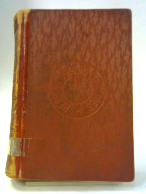 A History of English Cathedral Music 1549 - 1889, Vol. 1 By John S Bumpus