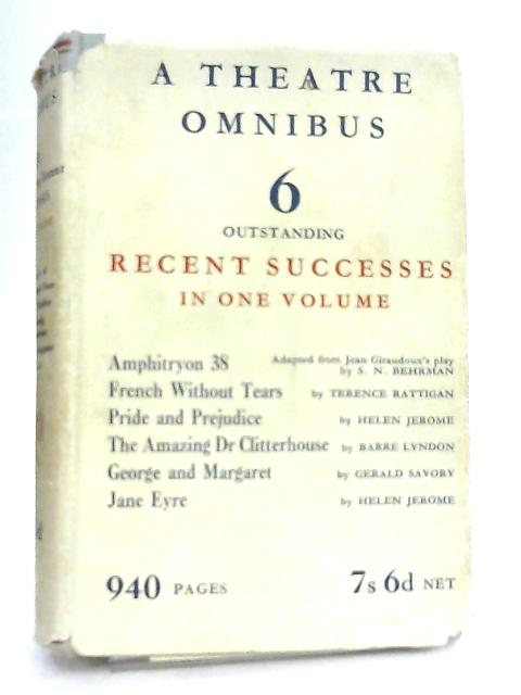 A Theatre Omnibus 6 By Various