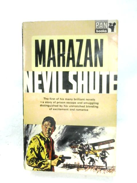 Marazan By Nevil Shute
