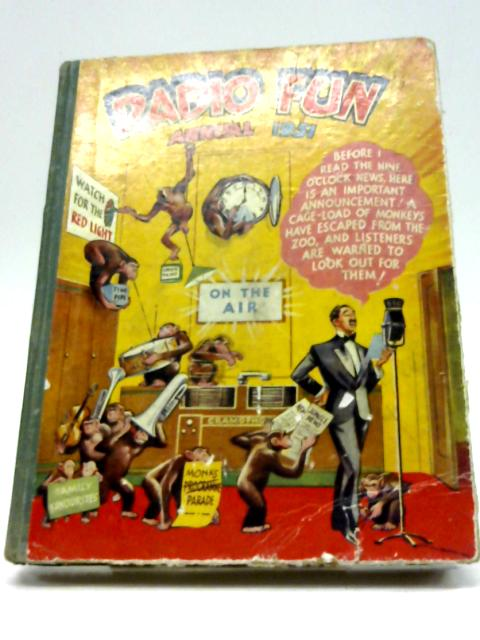 Radio Fun Annual 1951 By No Author
