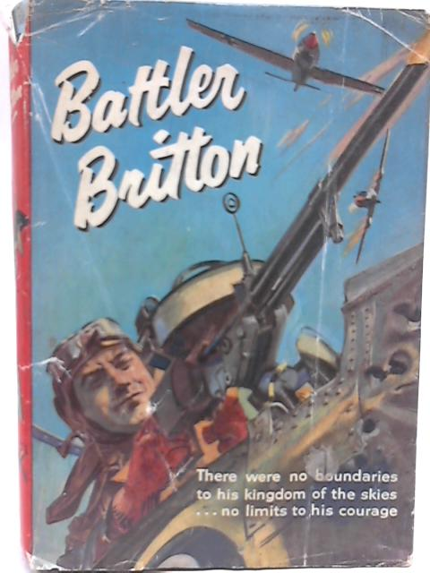 Battler Britton By Battler Britton
