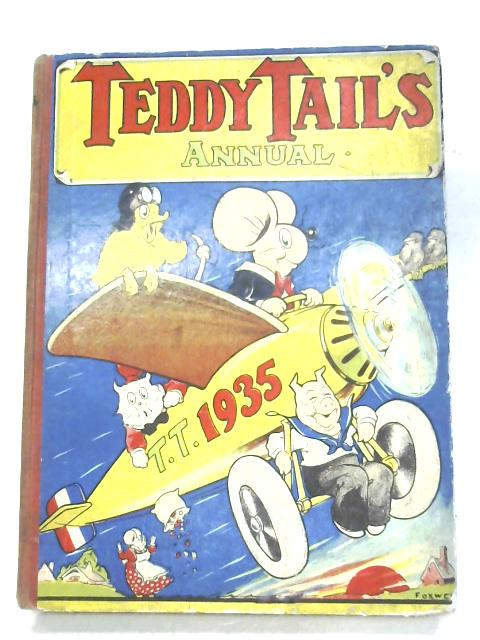 Teddy Tail's Annual By Anon