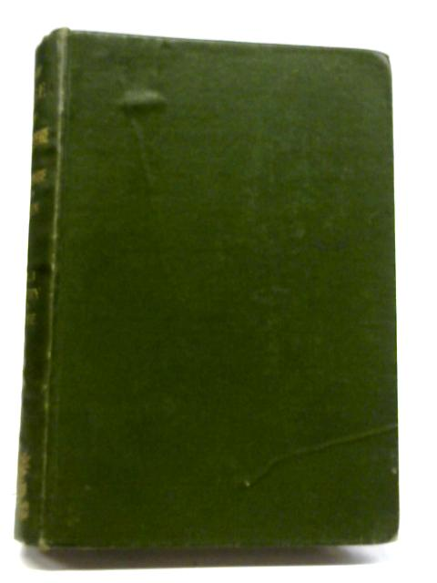 The Age of Shakespeare Volume 1 Poetry and Prose By Thomas Seccombe and J W Allen