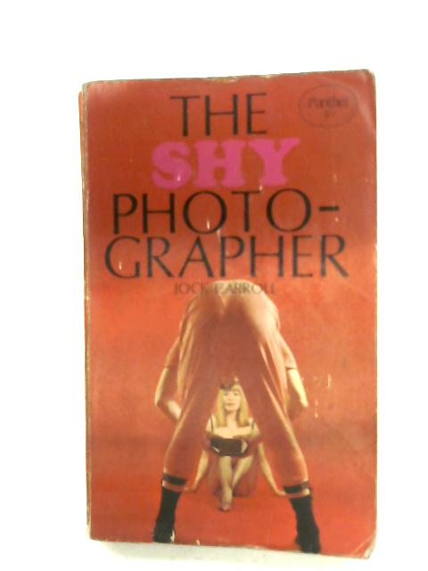 The Shy Photographer by Jock Carroll