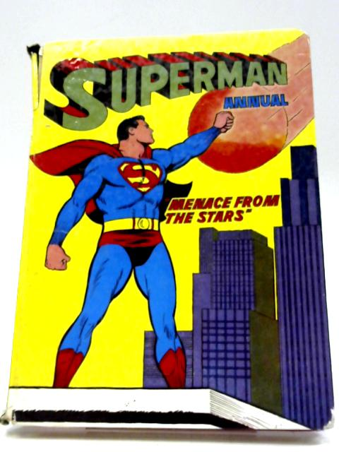 Superman Annual (1963-64) `Menace From The Stars` By Unstated