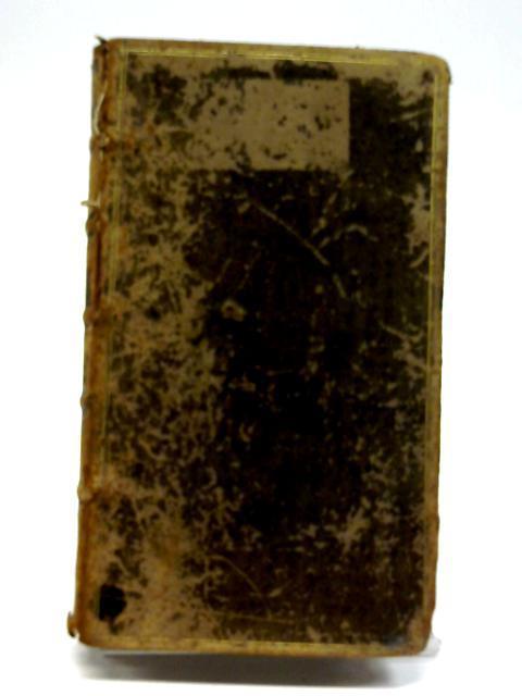 Praelectiones Poeticae: In Schola Naturalis Philosophiae Volume I By Josepho Trapp