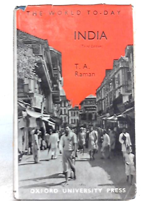 India By T. A. Raman