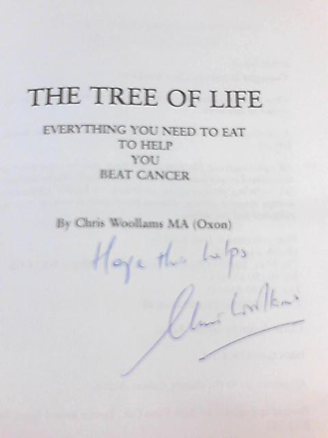 The Tree of Life by Chris Woollams