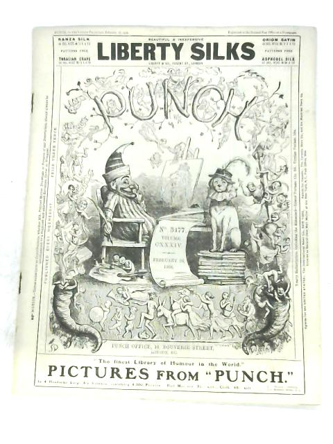 Punch Volume CXXXIV By Anon