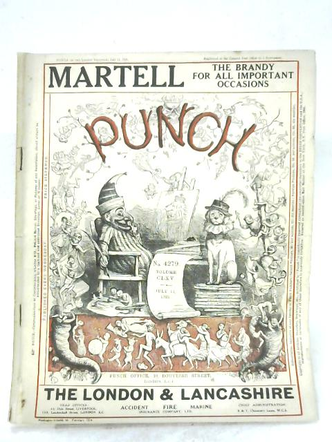 Punch: Volume CLXV, July 1923 By Anon