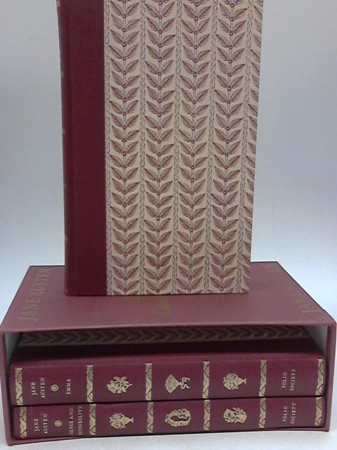 The Classic Novels: 3 Volumes by Jane Austen