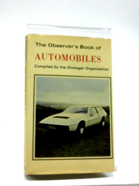 Observer's Book of Automobiles 1975 (Observer's Pocket) by Frederick Warne & Co