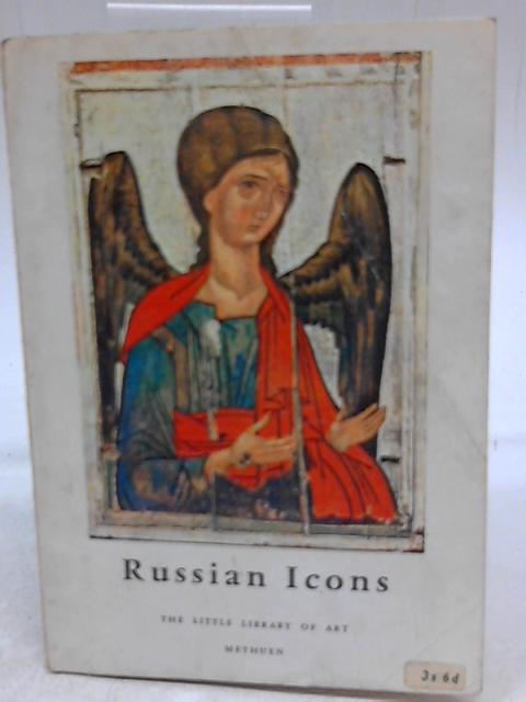 Russian Icons By Jean A Keim