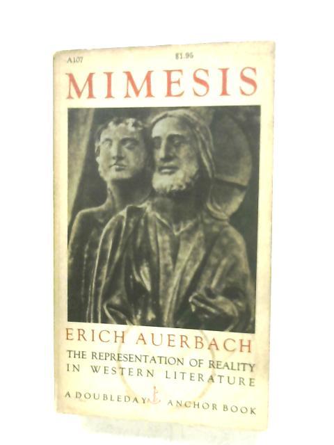 Mimesis by Erich Auerbach