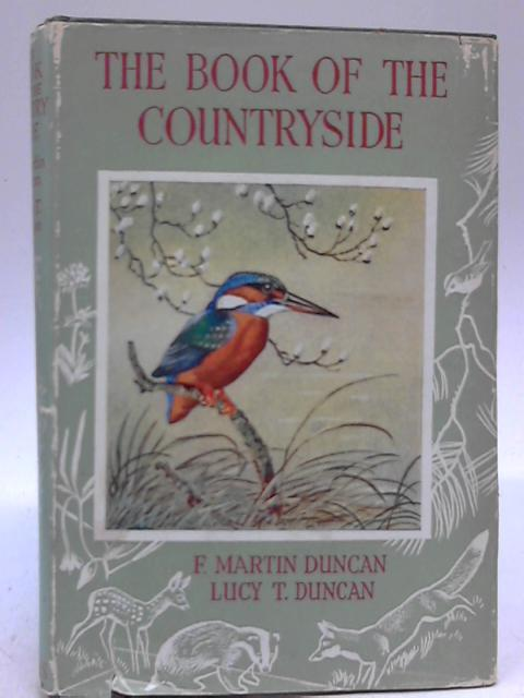 The Book of the Countryside By F.Martin & Lucy T. Duncan