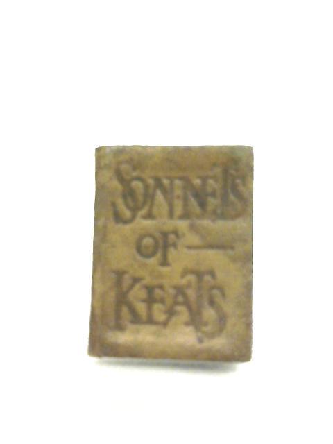Sonnets By John Keats