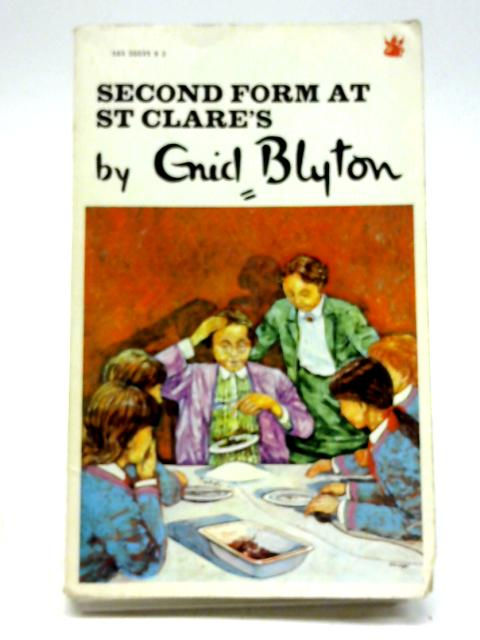 Second Form at St Clare's by Enid Blyton