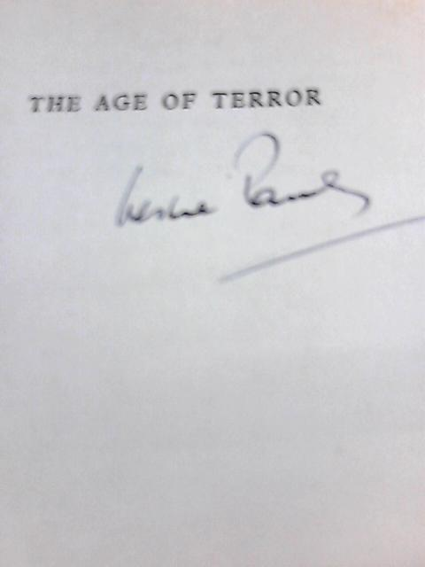 The Age of Terror by Leslie Paul