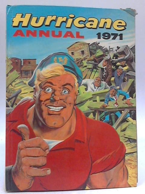 Hurricane Annual 1971 by Unknown