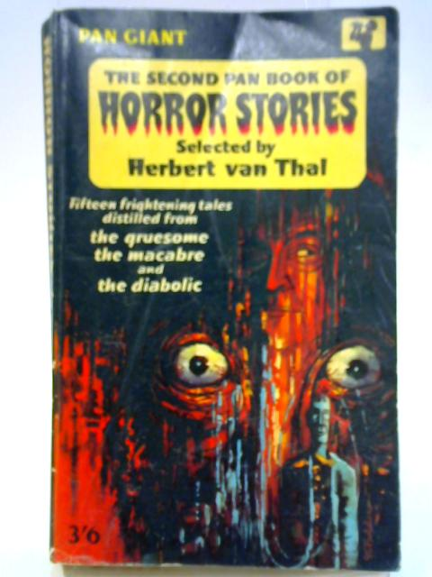 The Second Pan Book of Horror Stories By Herbert Van Thal