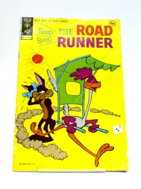 Beep Beep The Road Runner No 36 by Warner Bros