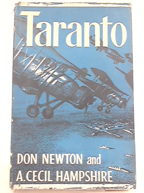 Taranto By Don Newton, A. Cecil Hampshire