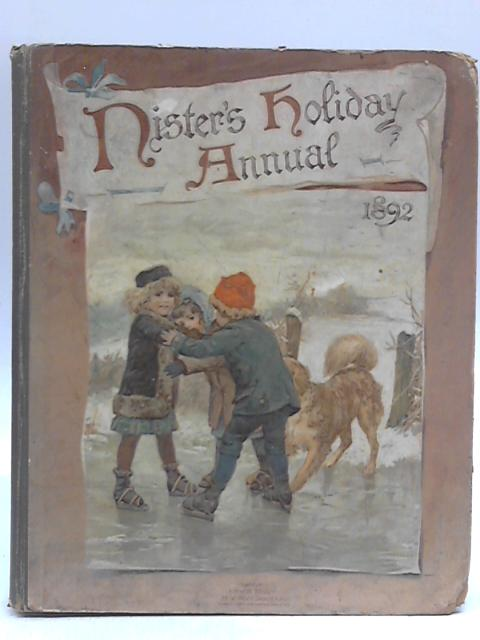 Nister's Holiday Annual 1892 By C J L'Estrange
