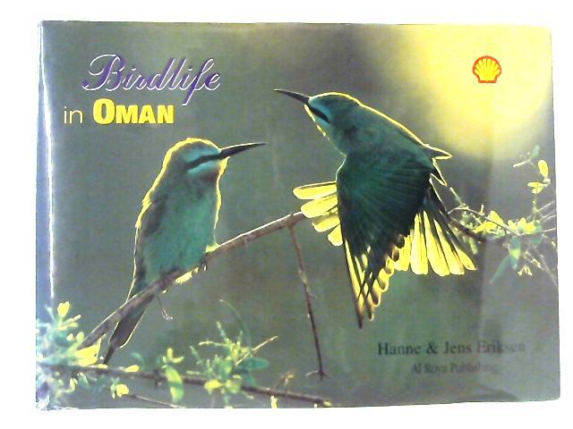 Birdlife in Oman By Hanne & Jens Eriksen