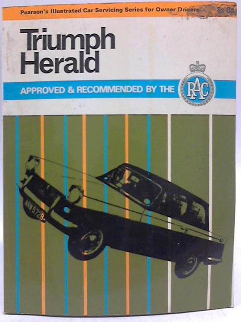 Triumph Herald By T P Postlethwaite