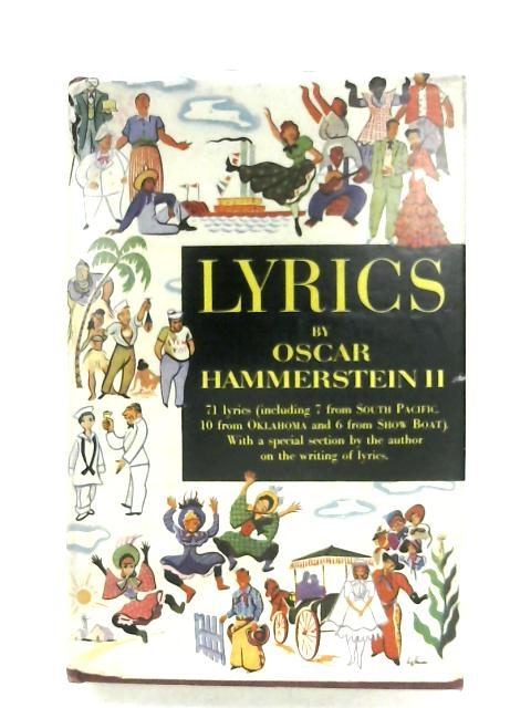 Lyrics By Oscar Hammerstein II